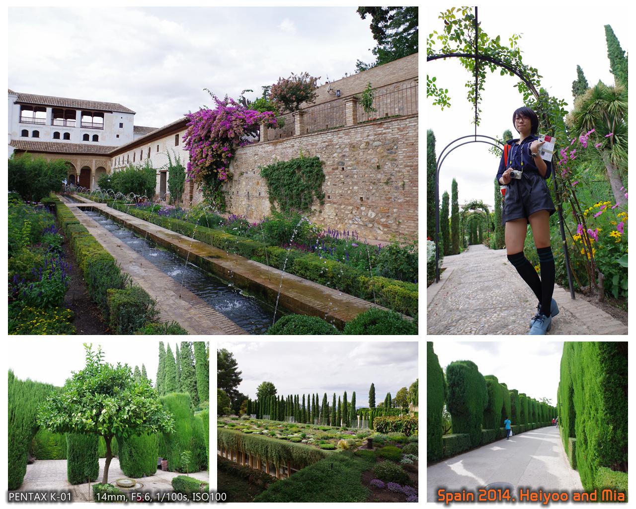 Granada-garden